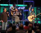 Prestonwood Mens Worship Band